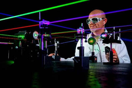Who Invented The Laser?