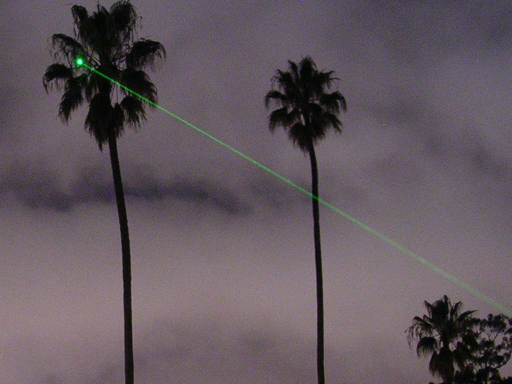 What Was Your First Laser Pointer?
