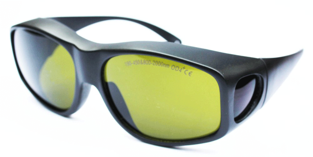 Sport UV/IR Laser Safety Goggles