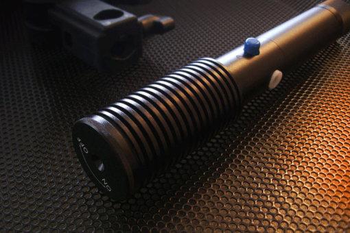 BX7 Hand Held Blue Laser
