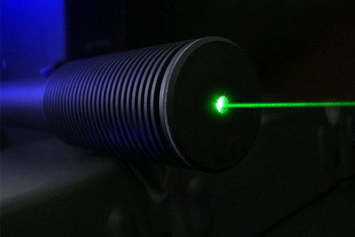 Crossfire Hand Held Green Laser