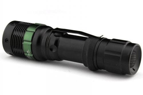 Earth LED Flashlight