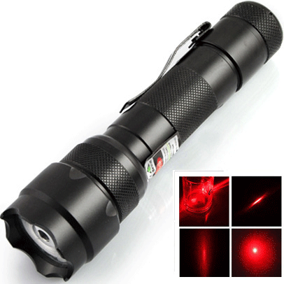 Flare Red Laser Pointer