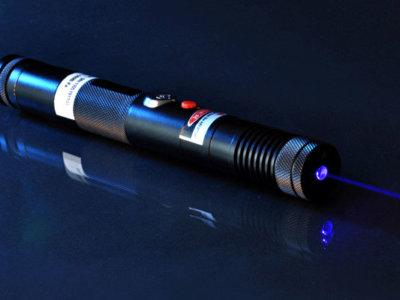 Freeze High Power Blue Laser System