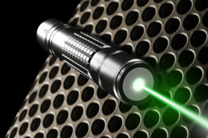 GX3 Green Laser Pointer