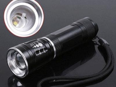 Mini-TorchX LED Flashlight
