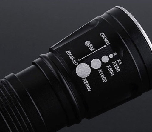 Mini-TorchX LED Flashlight