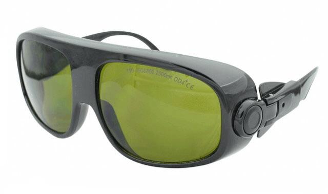 Pro UV/Blue/IR Laser Safety Glasses