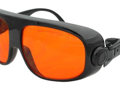 Pro UV/Green Laser Safety Glasses