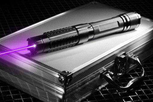 PX High Power Purple Laser