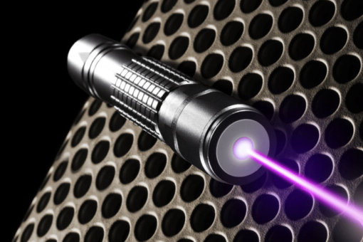 PX3 Purple Laser Pointer