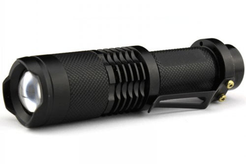 Raptor 2000lm LED Flashlight