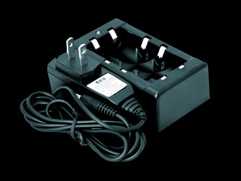 Rechargeable Lithium Ion Battery Dual Charger