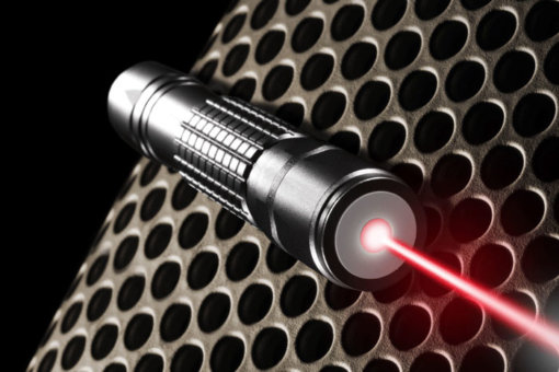 RX3 Red Laser Pointer