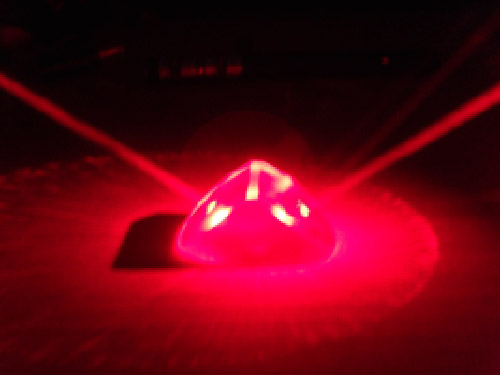RX7 High Power Red Laser