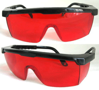 Laser Safety Shades