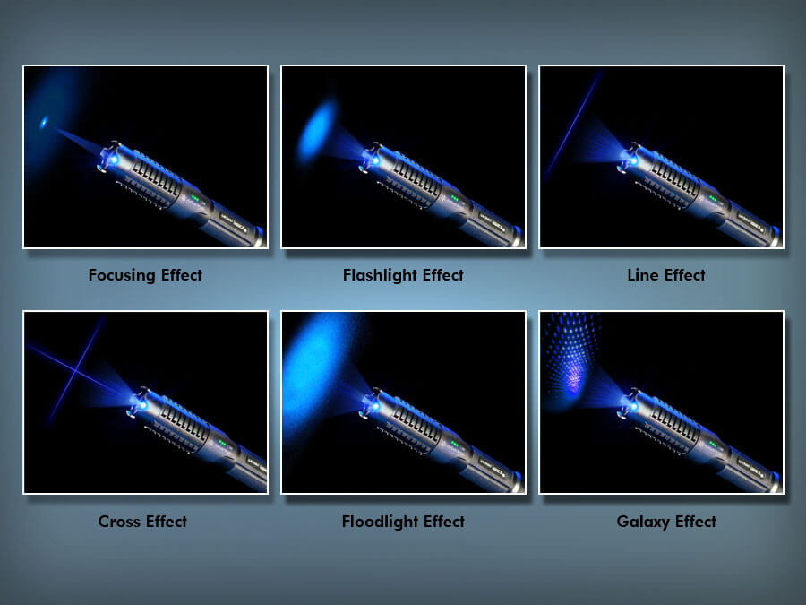 X Series Laser Lens Kit