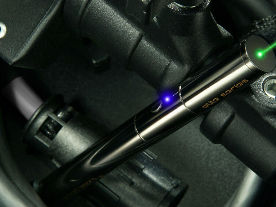 E3 Green Laser Pointer