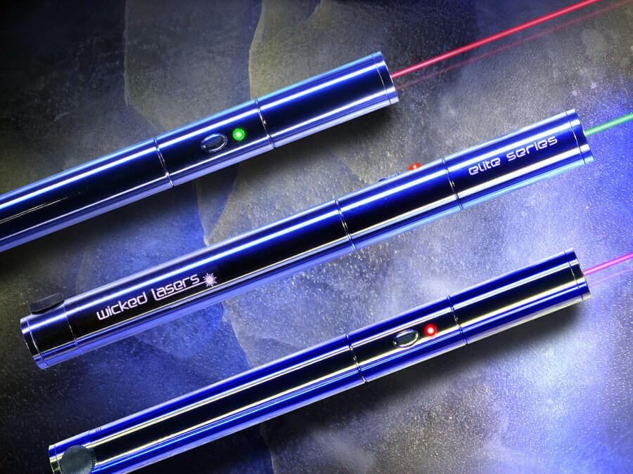 E3 Laser Pointer