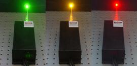 Dual Wavelength Laser