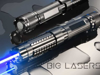 BX High Power Blue Laser Pointer