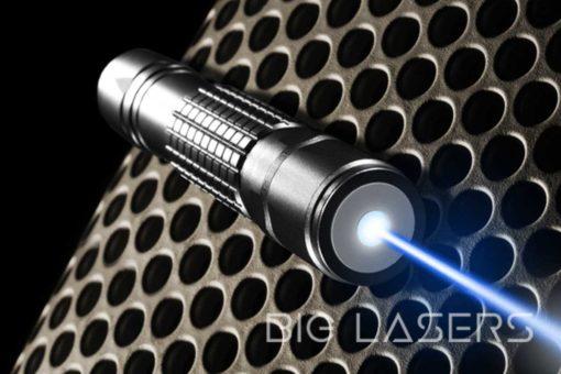 BX3 Burning Blue Laser Pointer