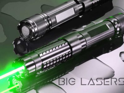 GX High Power Burning Green Laser