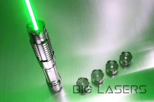 GX High Power Burning Green Laser