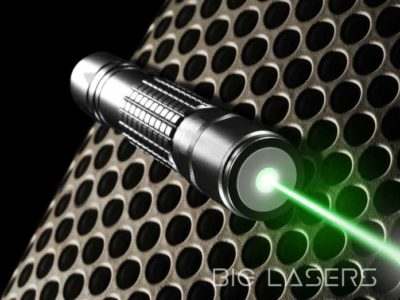 GX3 High Power Green Laser