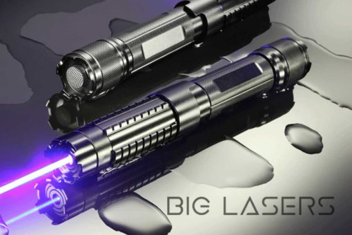 PX High Power Purple Laser