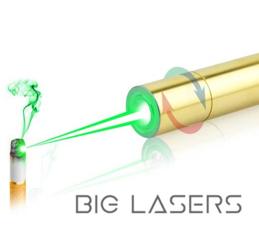 ORO Green Laser